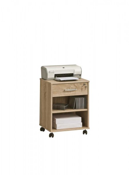 MAJA OFFICE 40255525 Rollcontainer Sonoma-Eiche
