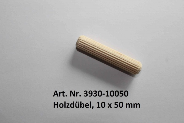 Art.Nr. 3930-10050 Holzdübel