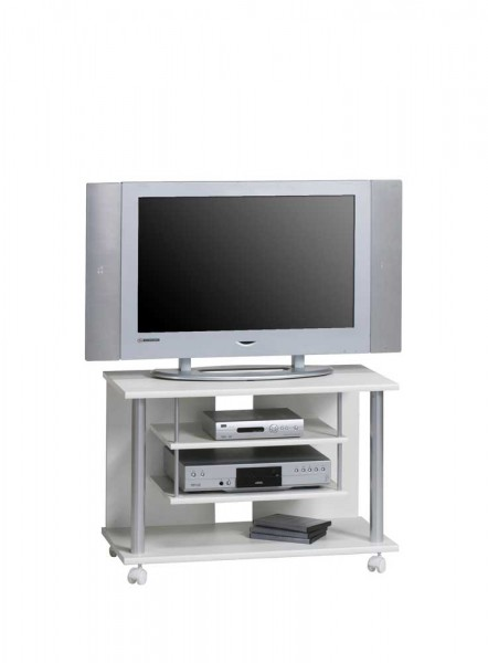 MAJA MEDIA 18988835 TV-Rack weiß uni