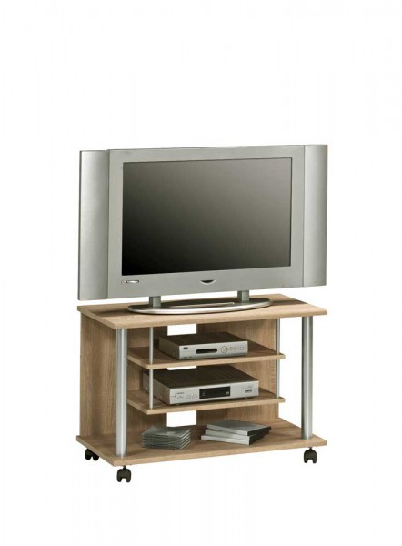 MAJA MEDIA 18988825 TV-Rack Sonoma-Eiche