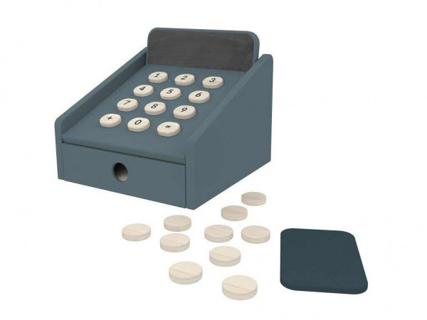 FLEXA Toys Registerkasse 12er Set
